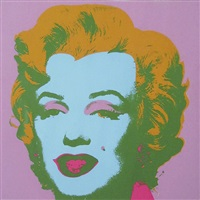 maryline monroe by andy warhol