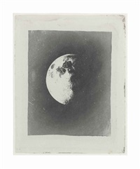 the half moon, 1864 by william henry fox talbot