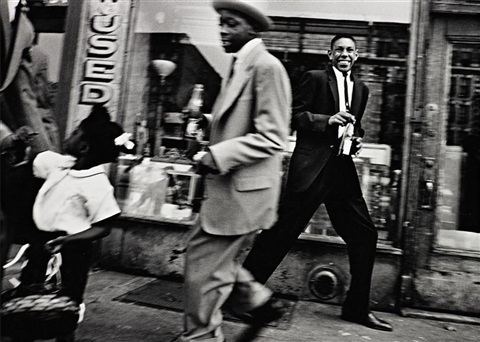pepsi and moves harlem new york by william klein