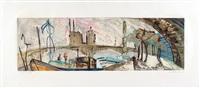 pont sully by cristina santander