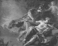 renaud et armide by gaetano lapis