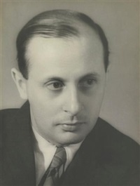 portrait of eugene berman by lee miller
