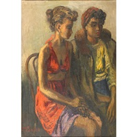 waiting for a tryout by moses soyer