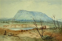 mount gambier by samuel thomas gill