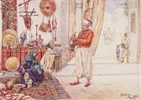 le marchand de cuivres by albert rosati