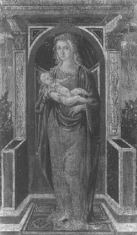 madonna and child by filippo (filippino) lippi