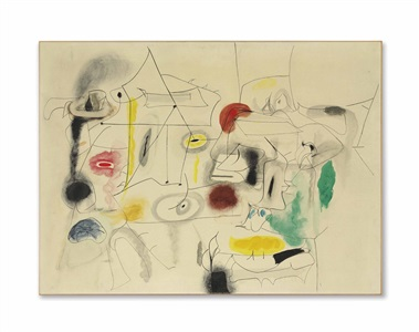 artwork by arshile gorky
