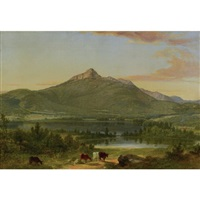mount chocorua, new hampshire by asher brown durand