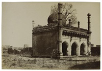 mosque of yakoot dabooli, india by thomas biggs