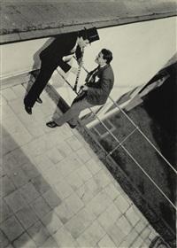 schirmeinski and jircksen by t. lux feininger