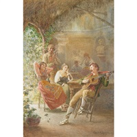 the love song by george henry alan brown