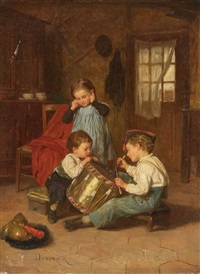 the little drummer by théophile emmanuel duverger