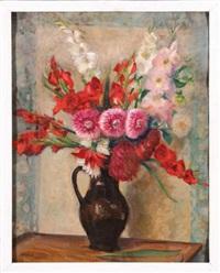 kwiaty jesienne by irena weissowa aneri