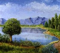 paisaje by raúl orozco