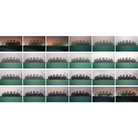 6.3-4 (24 works) by ai weiwei
