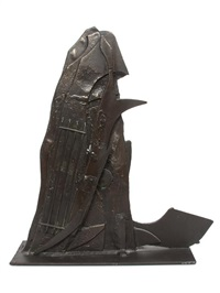 untitled (maquette) by ernest tino trova