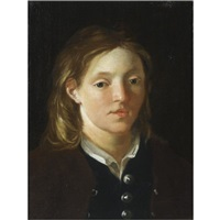 portrait of a young man by michael sweerts