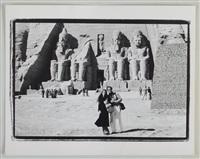 egypt trip by richard avedon