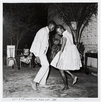 christmas eve (happy club) by malick sidibé