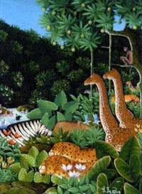 jungle by yvon jean pierre