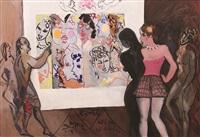 art gallery by mustafa ayaz