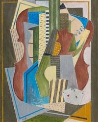 composition aux cartes by petroff
