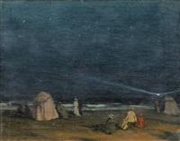 večer u moře by t. frantisek simon