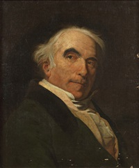 portrait d'homme by adele jaquet