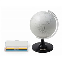 colours of the globe by yoko ono