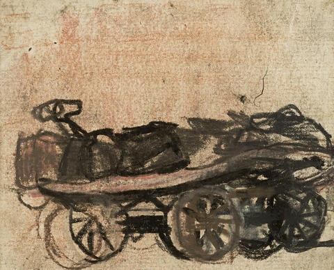 the coal cart by joan kathleen harding eardley