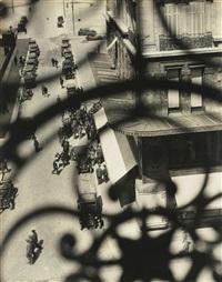 marseille, rue canebière by lászló moholy-nagy