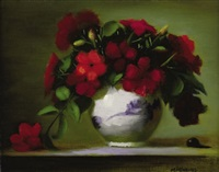 impatiens by melinda waring