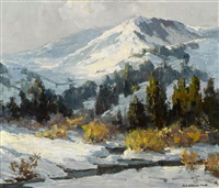winter's mantle by jack wilkinson smith