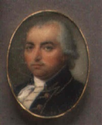 portrait of a gentleman by thomas day