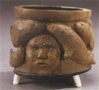 bowl by bobby r. nashookpuk