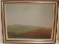 landscape by john miller