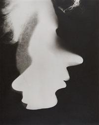 10 fotogramme (10 photograms) (portfolio of 10) by lászló moholy-nagy