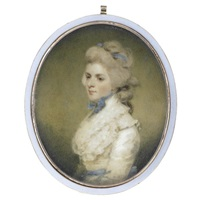 portrait of miss frances kemble, afterwards mrs. twiss (after sir joshua reynolds) by edward miles