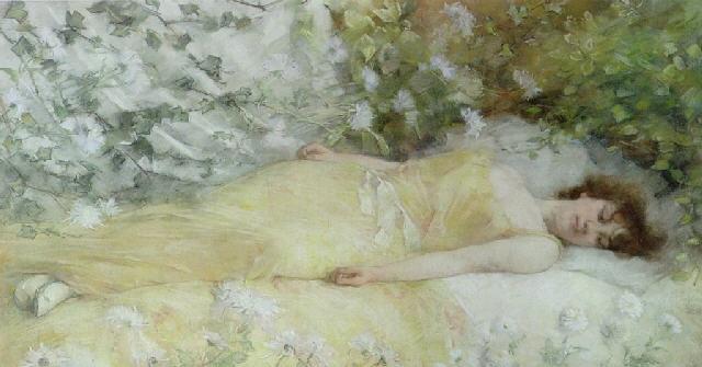 sleeping beauty by gerard muller