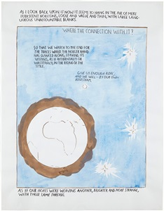 artwork by raymond pettibon