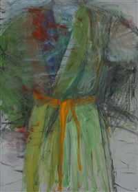 untitled (robe) by jim dine