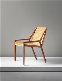 easy chair by ejnar larsen and aksel bender madsen