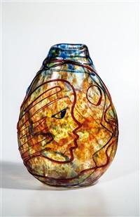 vase by ermanno nason
