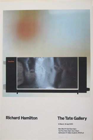 toaster by richard hamilton