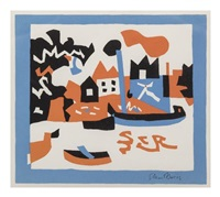 davis natural scene by stuart davis