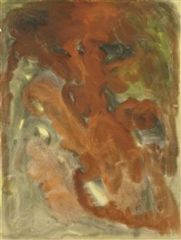 sans titre by beauford delaney