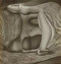 untitled (distortion #135) by andré kertész