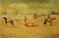 marcando el ganado by ernesto icaza