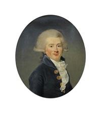 portrait de jean-conrad hottinguer by joseph boze