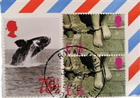 stamps by benni efrat